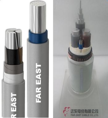 【清洁能源类】风电塔筒专用铝合金电力电缆