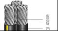 【智能电网类】AAACXLPE高强铝合金芯架空绝缘电缆(AAAC导线)